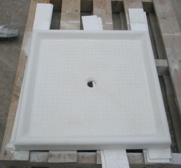 Albardilla piscina plato ducha losetas o baldosas for Duchas de piscina