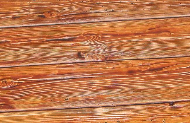 hormign imitacin madera color teka linares telfax