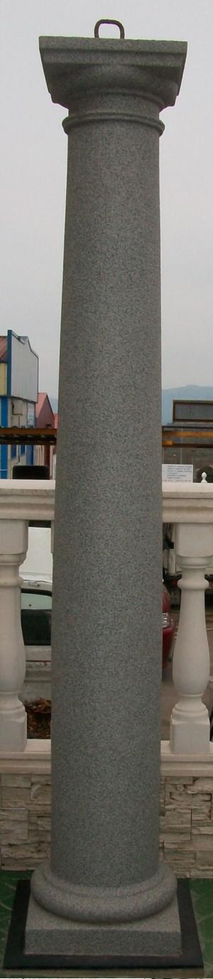 columna toscana de piedra artificial linares telfax