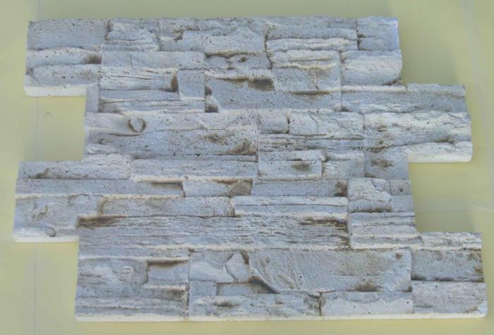Revestimientos fachadas y paredes decoraci n piedra for Papel para pared imitacion piedra