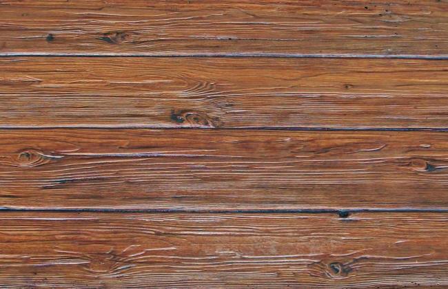 Valla jard n hormig n imitaci n madera prefabricados - Losas imitacion madera ...